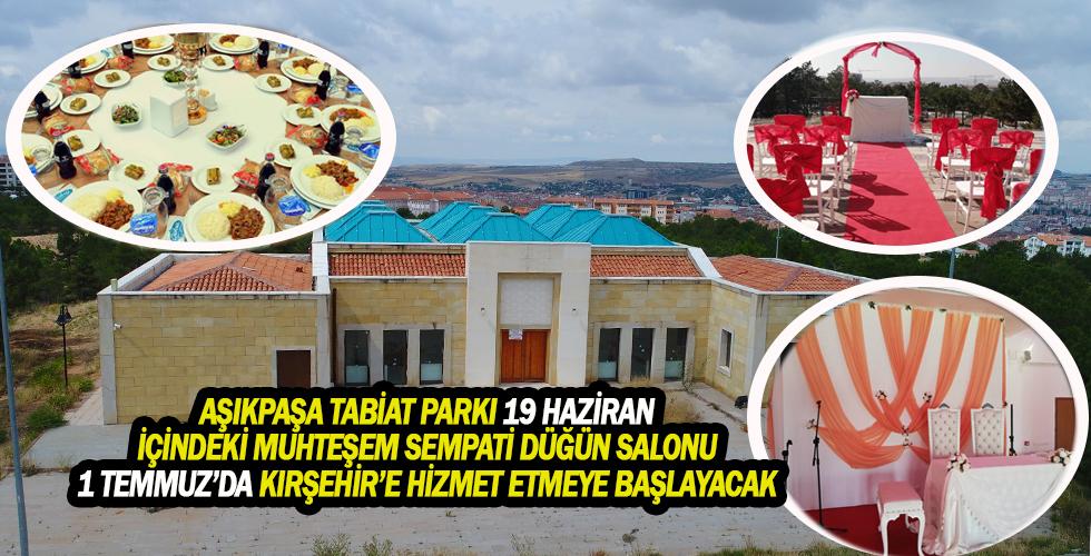 Kırşehir bu mekana Aşık olacak…