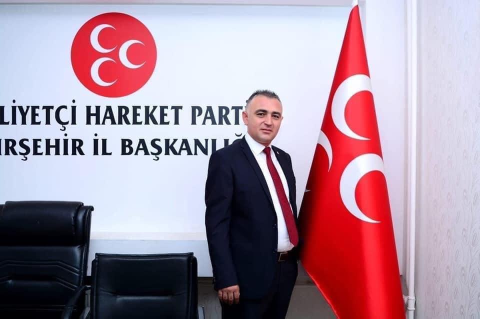 Adalı resmen MHP Merkez İlçe Başkanı