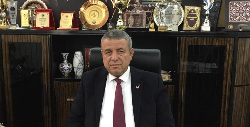 Başkan Öztürk'den 30 Ağustos Mesajı
