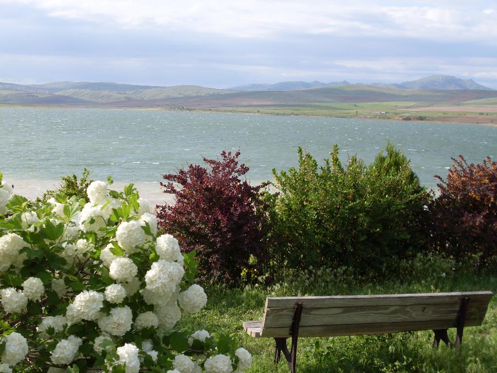 Çuğun Baraj Gölü