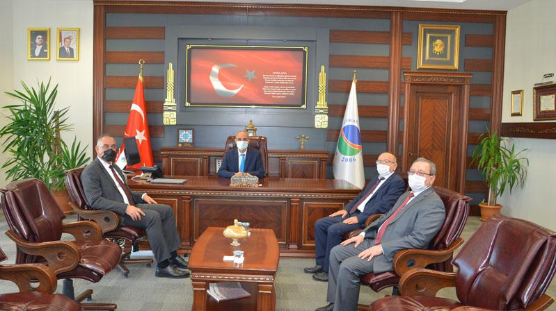 Meteoroloji Bölge Müdürü Dağlı, Kırşehir'de