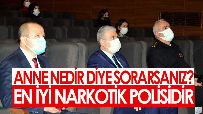En İyi Narkotik Polisi: ANNE