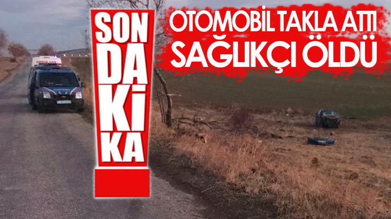 Boztepe yolunda kaza: 1 ölü