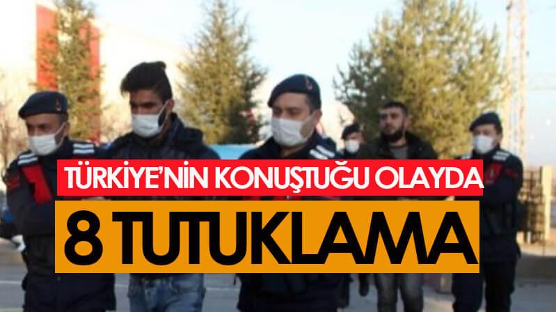 Kaman'daki olayda 8 kişi tutuklandı