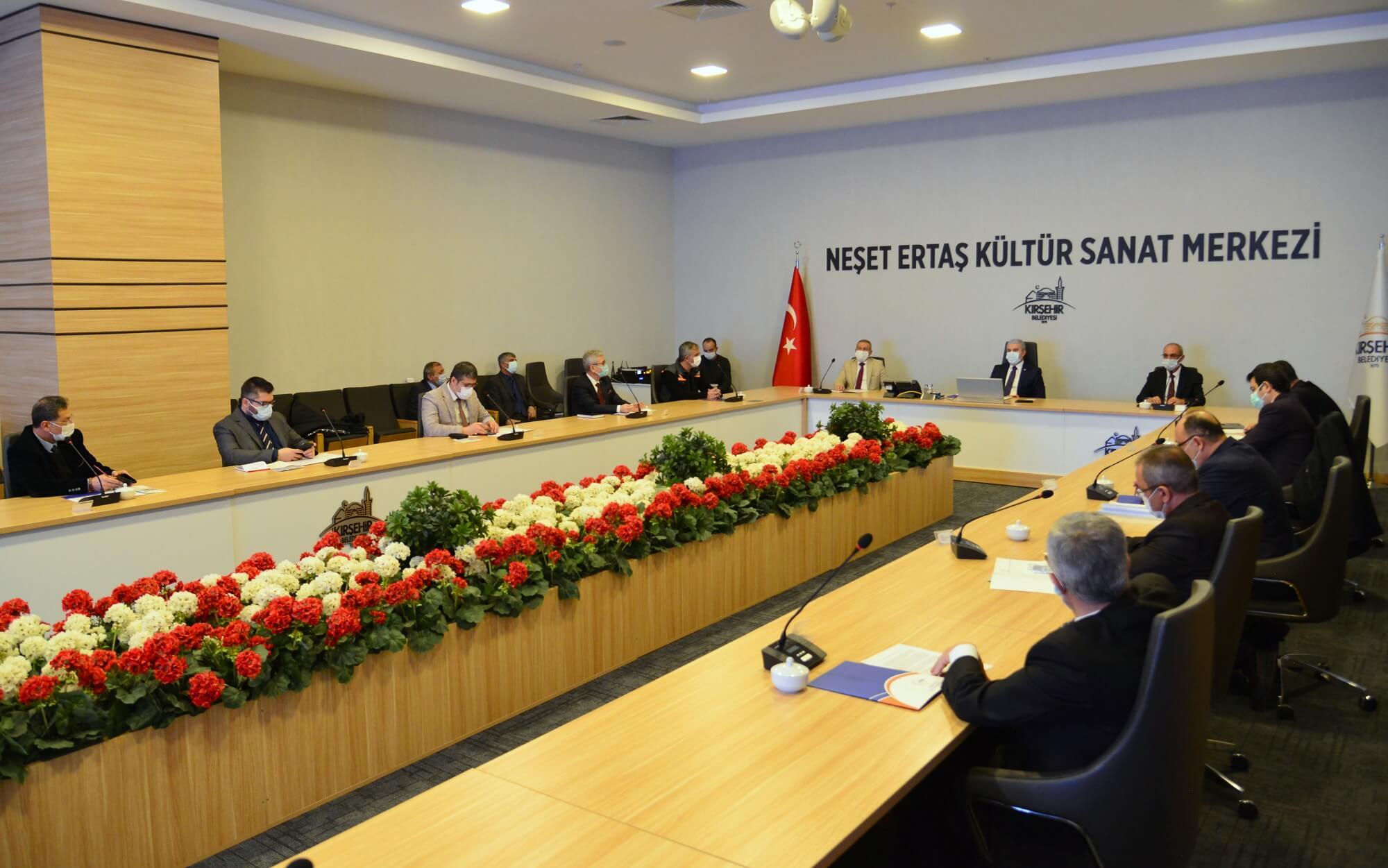 İRAP Bilgilendirme Toplantısı Yapıldı