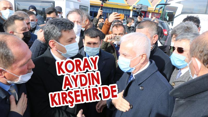 Koray Aydın, Kırşehir'de