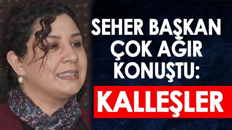 """Başkan Ünsal'dan sert çıkış: """"KALLEŞLER!"""""""