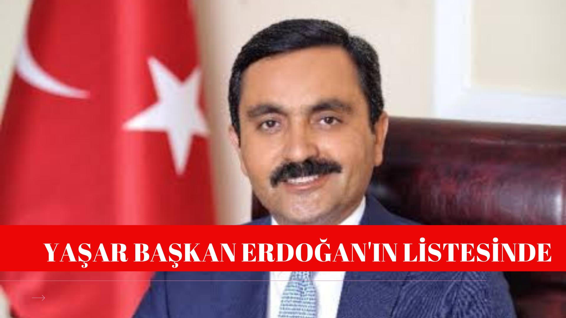 Yaşar Başkan, Parti İçi Demokrasi Hakem Kurulu listesinde