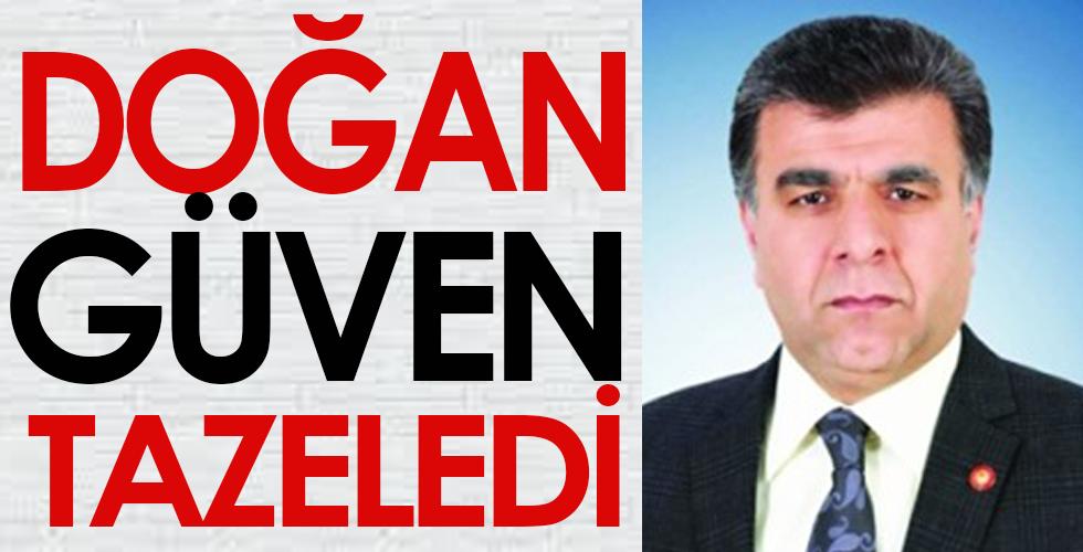 Türk Ocağı Başkanı Doğan güven tazeledi