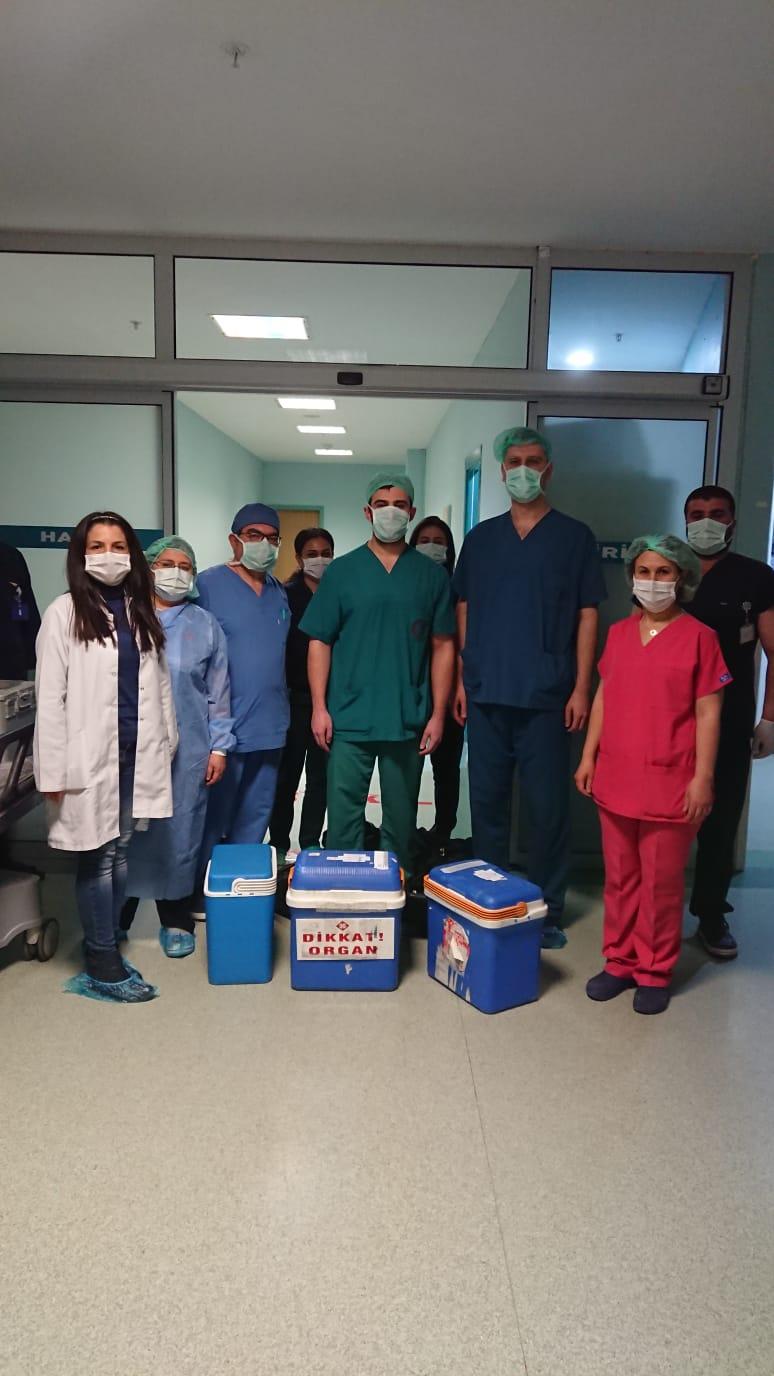 Down Sendromlu hastanın organları 2 kişiye umut olacak