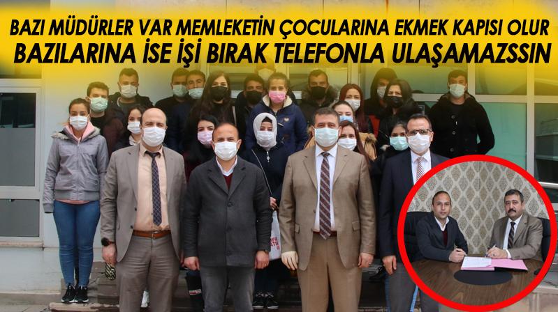 Kırşehir İŞKUR ile ŞOK Market arasında anlaşma