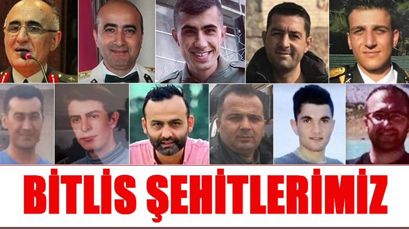 Bitlis Şehitleri