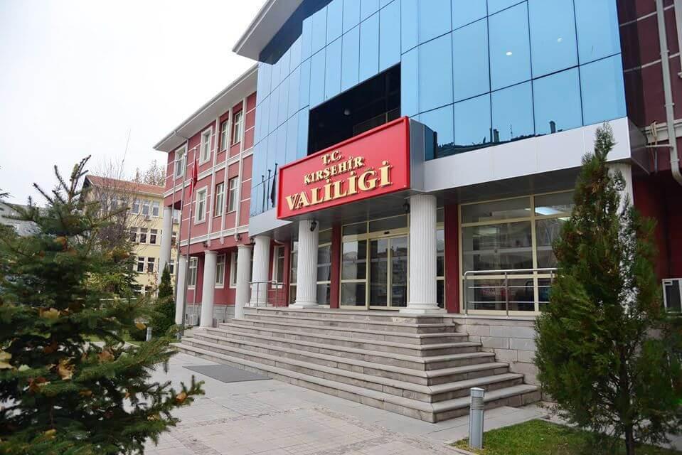 Kırşehir Valiliği'nden kararlar