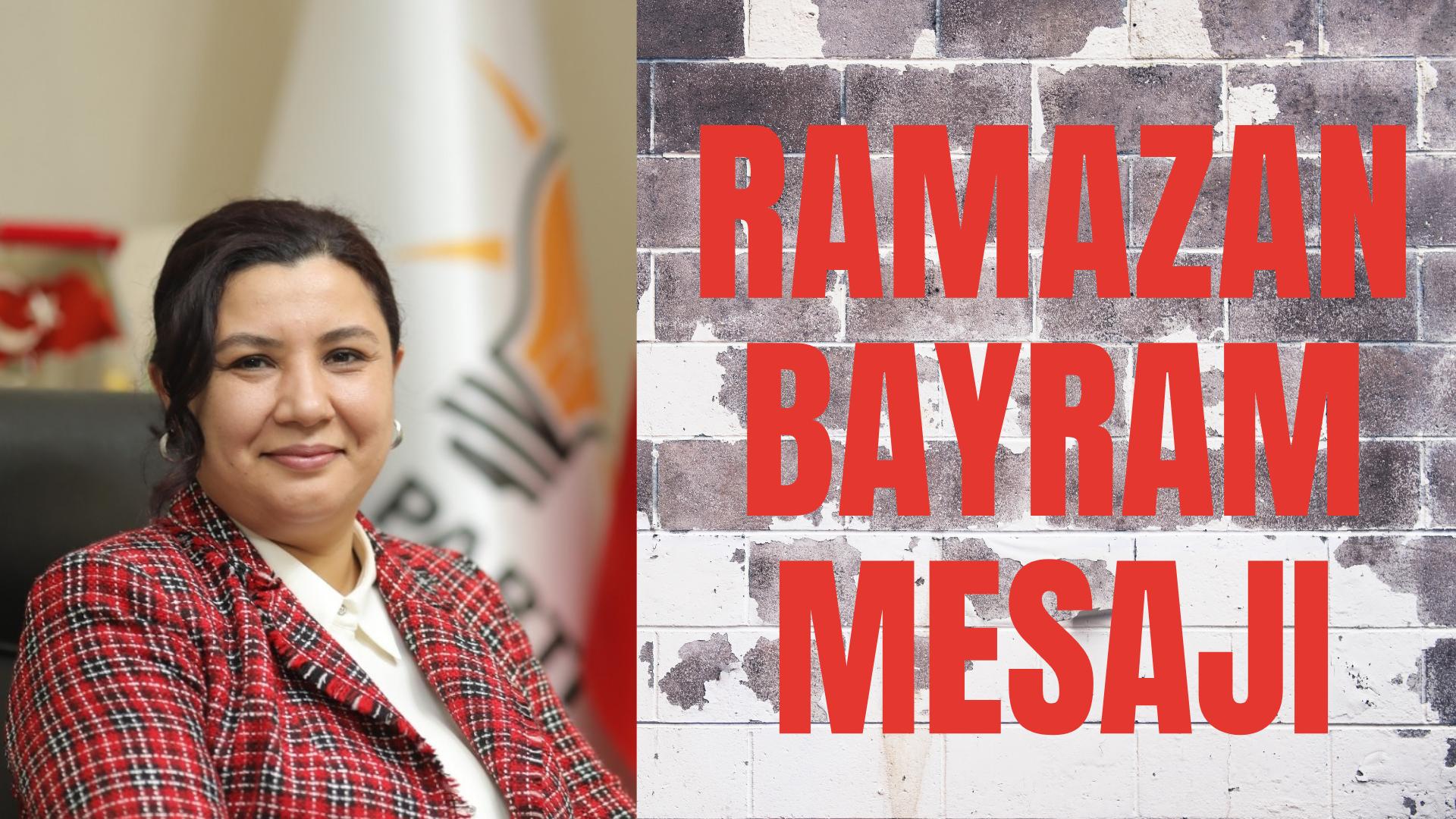 Seher Başkanın Ramazan Bayram mesajı