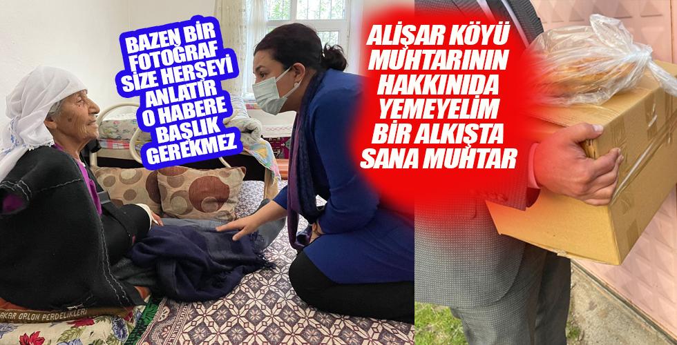 Seher Başkanın bugünkü iftar durağı Alişar'dı