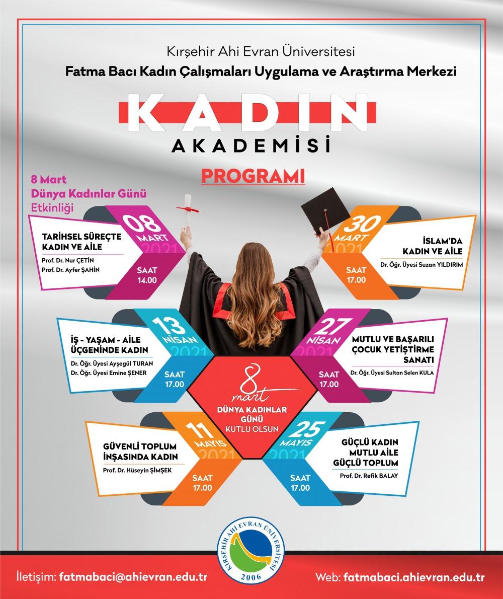 Kadın Akademisi Eğitimleri Başarıyla Tamamlandı