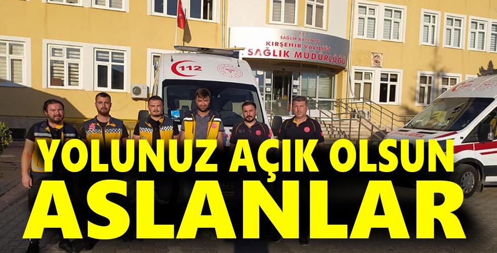 Kırşehir'den Muğla'ya görevlendirme