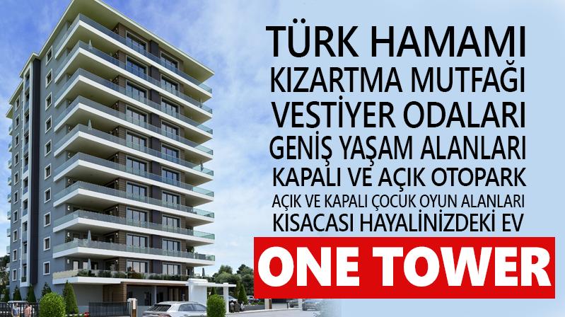 ONE TOWER TANITIM FİLMİ-HAKİMİYET TV