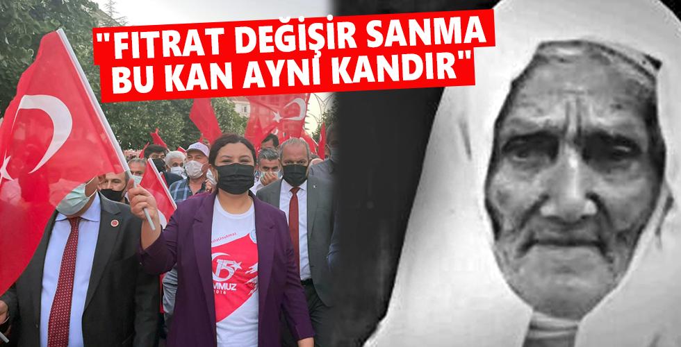 """""""FITRAT DEĞİŞİR SANMA BU KAN AYNI KANDIR"""""""