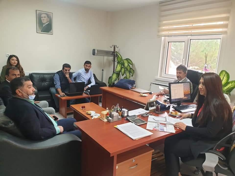 Kırşehir Ticaret Borsası'ın akreditasyon denetimi başladı