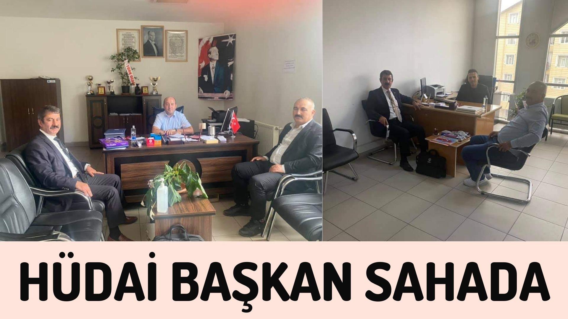 Türk Eğitim-Sen Başkanı Pakel, sahada